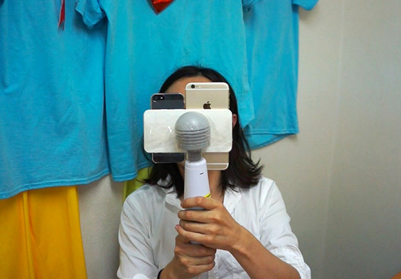 We road test the new Digital Image Stabilization on the iPhone 6 Plus – with a vibrator
