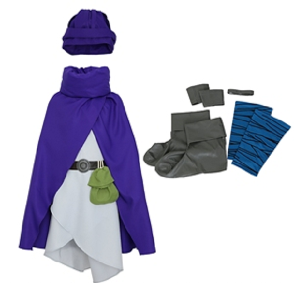 Gear up for Halloween parties, epic adventures with official Dragon Quest costume