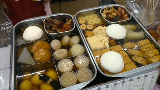 A diner's guide to oden: Japan's weird-looking, super-popular winter dish