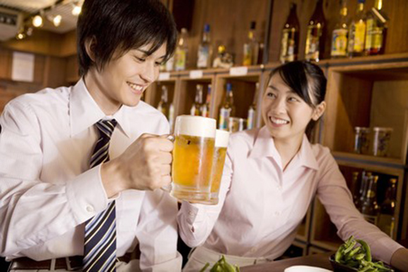 The ugly truth of goukon, Japan's group blind dates