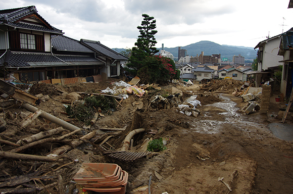 Hiroshima begins recovery projects following tragic, deadly landslides