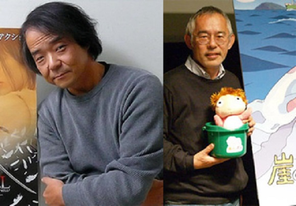Is Studio Ghibli laying off part of its staff? Director Mamoru Oshii drills Ghibli's Toshio Suzuki