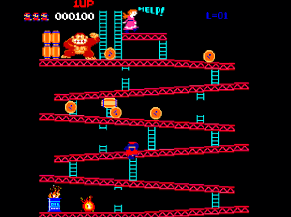 New world record set for highest score in arcade classic Donkey Kong