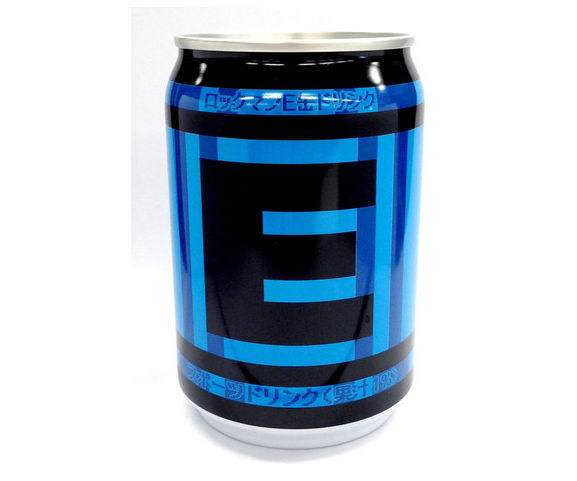 Power up with Mega Man E Tank sports drink
