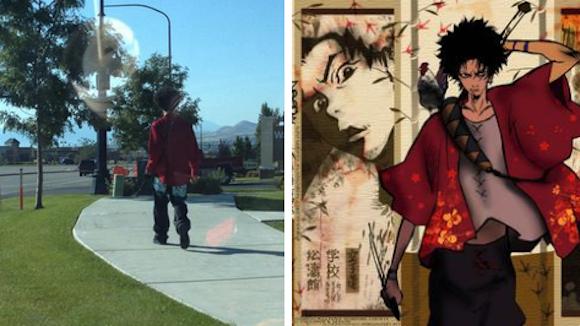 Family: Utah man was cosplaying Samurai Champloo when shot, killed by police
