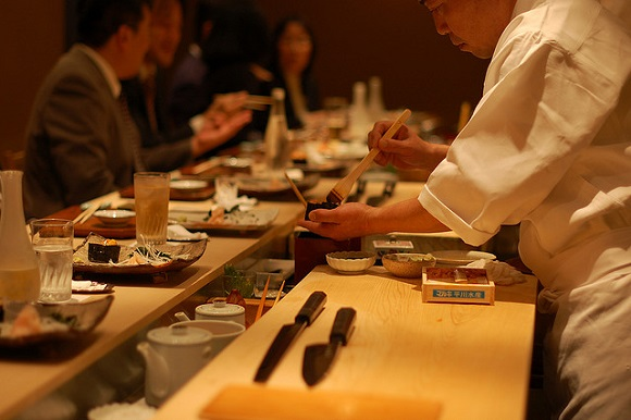 What your favorite sushi says about your income