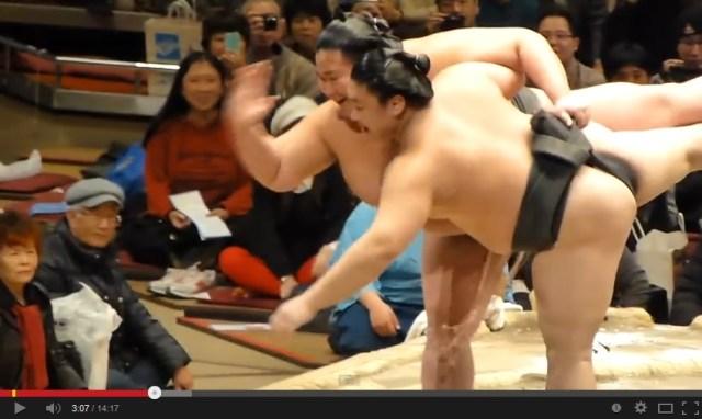Shokkiri: The obscure art of sumo comedy