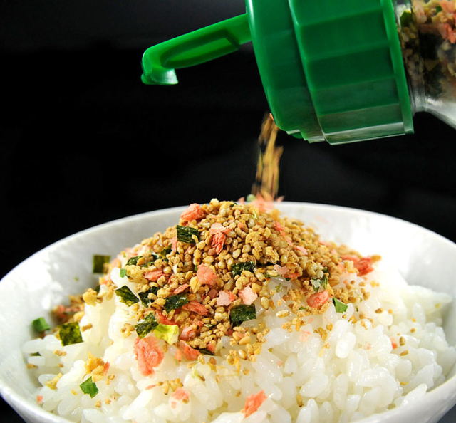 Seven fantastic furikake flake flavors to liven up your bowl of white rice