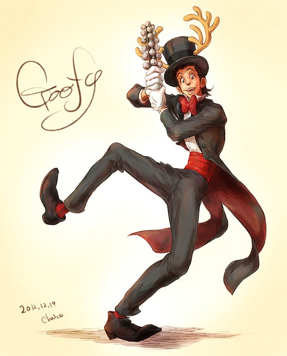 goofy_by_chacckco-d5olde9
