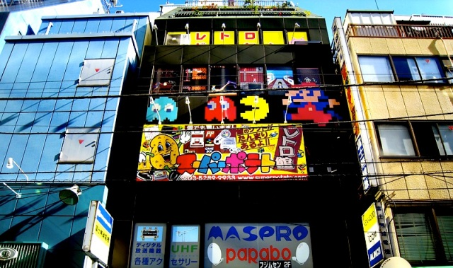 "Six of the ""20 Coolest Arcades in the World"" are in Japan! Want to know what Japan makes of that?"