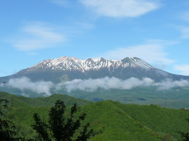 Kiso Town: Stuck between a volcano and a hard place