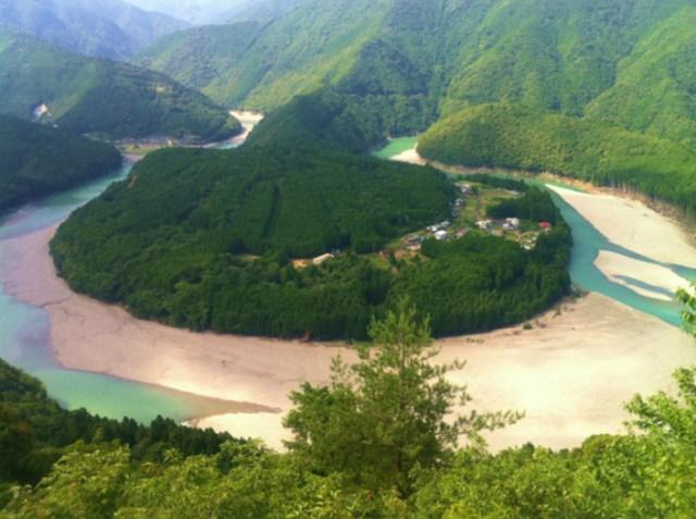Japan's Kizuro Village is a hidden natural beauty and feng shui power spot