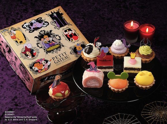 Disney villains have never been sweeter — they're now beautiful mini-cakes!