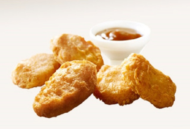 Worried about McDonald's chicken in Japan? Don't be! Free McNuggets ease your fears!