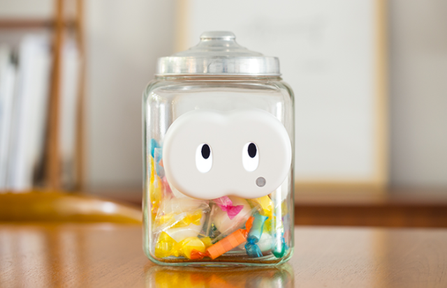 Mononome gives candy jars personalities, breathes life into any inanimate object