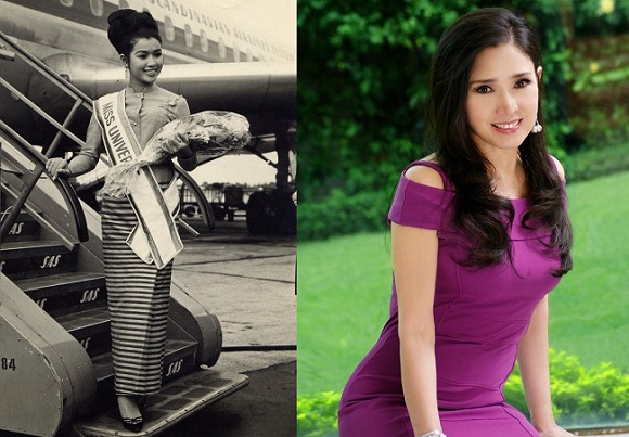Is the Fountain of Youth in Thailand? 1965's Miss Universe still looks pretty incredible