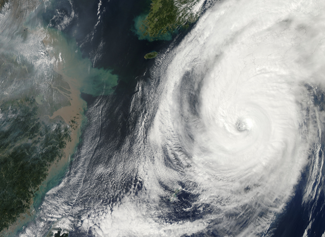 Nagano Prefecture dodges yet another typhoon – Does it have some kind of magical force field?