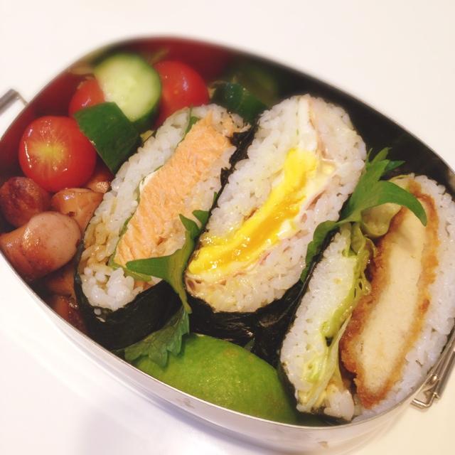 Onigiri without the nigiri – Japan's traditional rice balls get an update