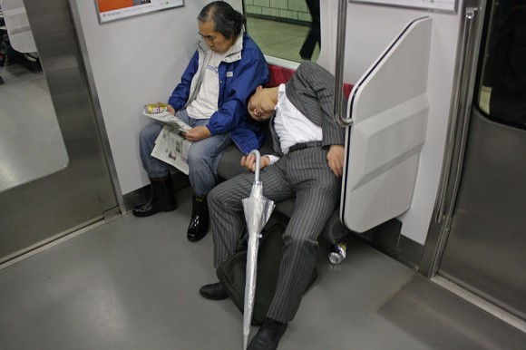 Late to bed, early to rise: Statistics suggest Japan seriously skimps on sleep