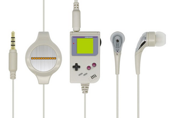 Datel Japan reveals headphones with Game Boy-themed in-line mic, we reach for our Christmas list