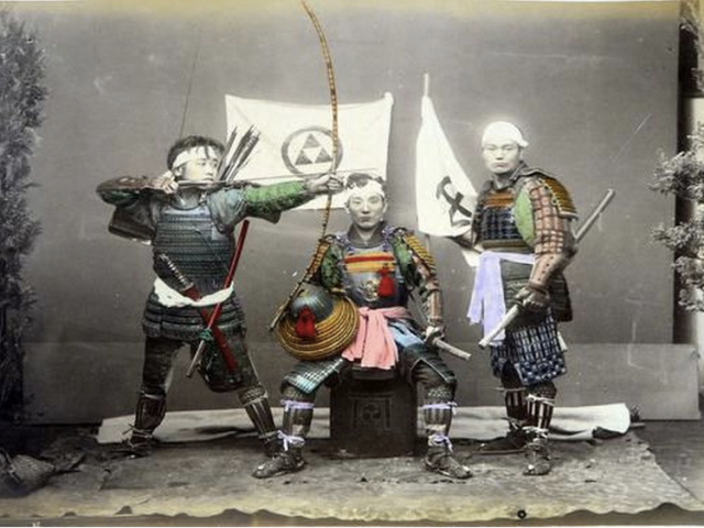"23 ""postcard photos"" of Japan from the late 1800s"