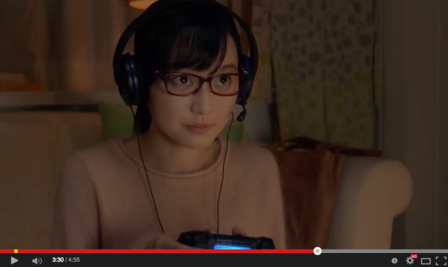 """Japanese ad for new PlayStation 4 function """"Share Play"""" is surprisingly touching"""