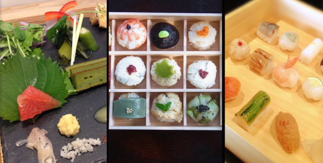 Three Kyoto sushi shops are sending girls reeling in culinary delight