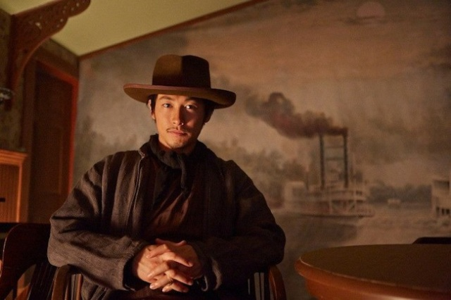 """Nomad actor"" Dean Fujioka makes his American debut in 'The Pinkertons'"