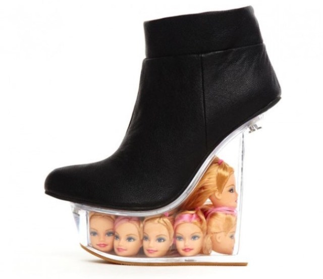 Barbie head shoes: the new craze making heads turn in Harajuku