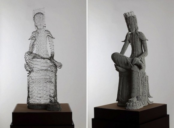 Disappearing-Paper-Sculptures-9
