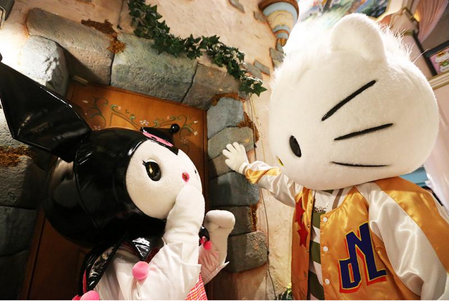 Looking for the best kabe-don in Japan? Head to Puroland and find Daniel!