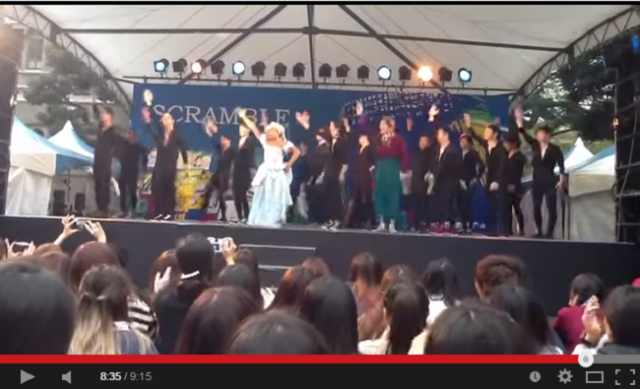 "All-male dance group in Japan breaks the ice with incredible ""Frozen"" inspired number【Video】"