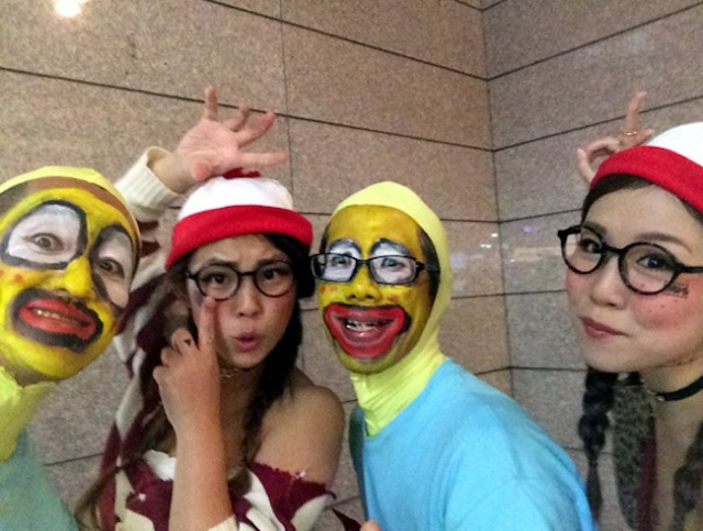 Funasshi's unofficial mascot Satosshi celebrates Halloween 2014 in his own special way!【Photos】