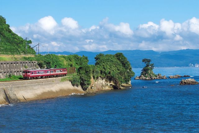 Sit back and enjoy the journey: Japan's Top 10 local train rides