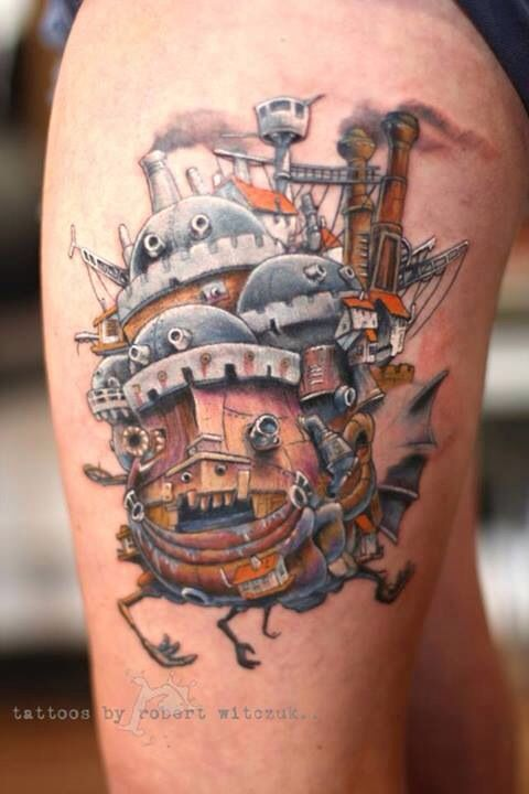 Howls-Moving-Castle-Robert-Witczuk