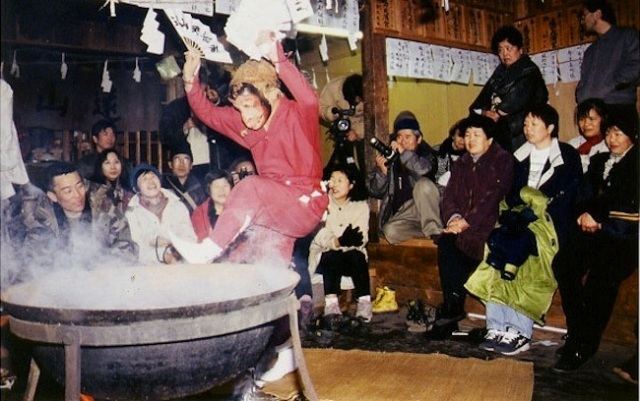 Shimotsuki Matsuri: The extraordinary winter festival that inspired Ghibli's 'Spirited Away'