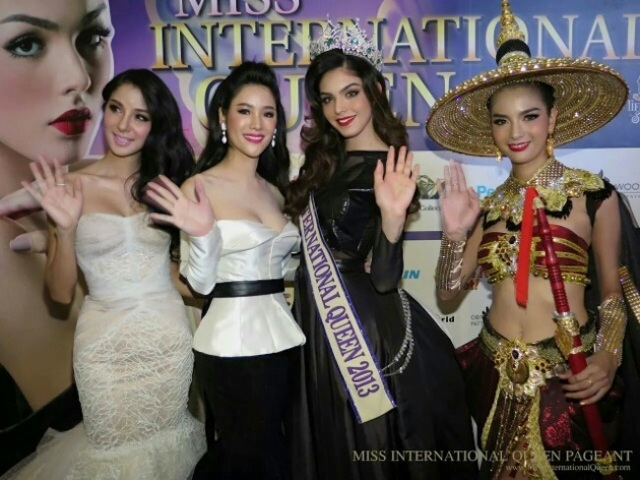 Queens of stage and screen: Thailand's transgender beauty pageant kicks off for 10th year