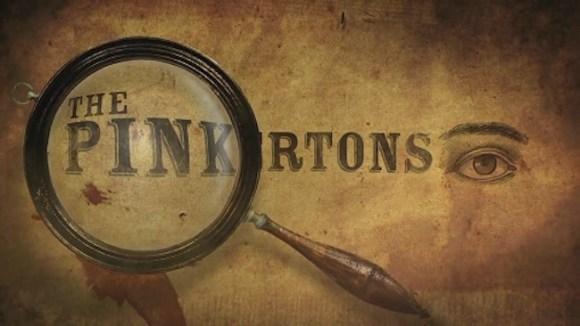 Pinkertons Titlecard