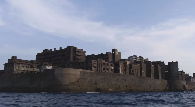 Check out this absolutely stunning drone video of Nagasaki's Battleship Island in Ultra HD