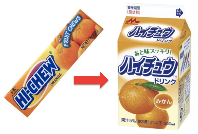 Drinkable Hi-Chew coming to a Japanese convenience store near you!