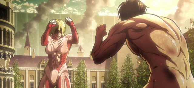Life-size Attack on Titan statues coming soon to Universal Studios Japan