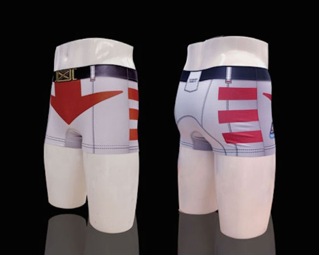 Yamato undies remind you where you put your junk