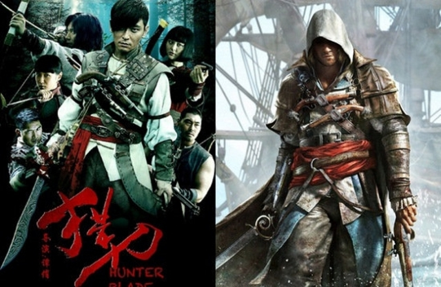 Upcoming Chinese drama criticized for copying video game series Assassin's Creed
