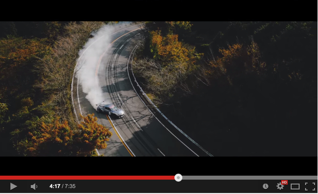 "Japanese drifting experts use public road in hair-raising ""hill climb"" up Hakone mountains 【Video】"
