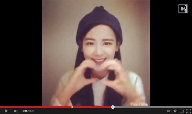 If you're happy and you know it… do the Heart Dance! Korea's new cutesy trend steals hearts