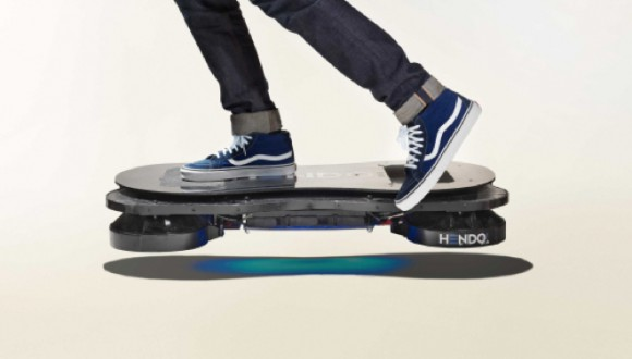 Just in time for 2015! Hoverboard becomes reality, proves Back to the Future was legit