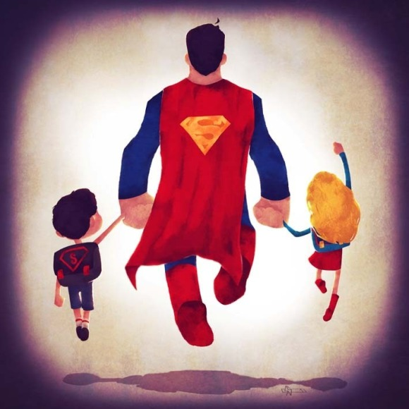 Andry_Rajoelina_-_Superdad