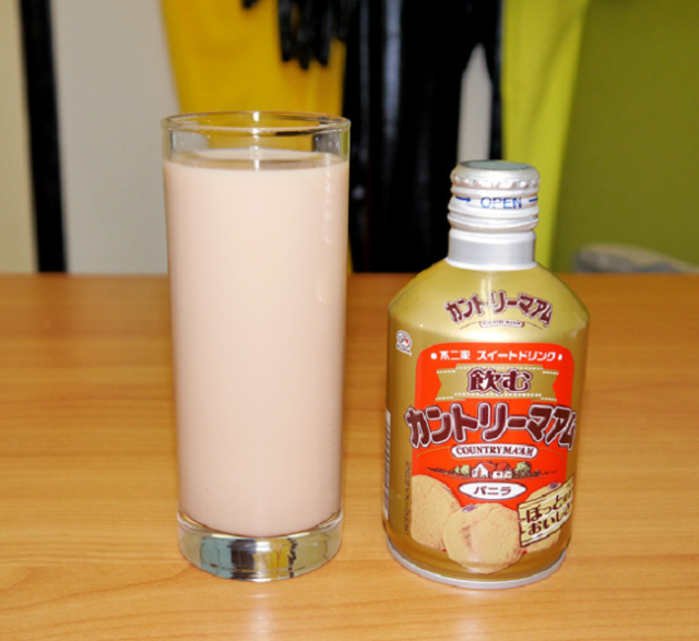 Japan's awesome drinkable cookies in a can mean there's no need to pour yourself a glass of milk