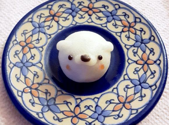 Namikoshiken Suizokukan aquarium manju polar bear