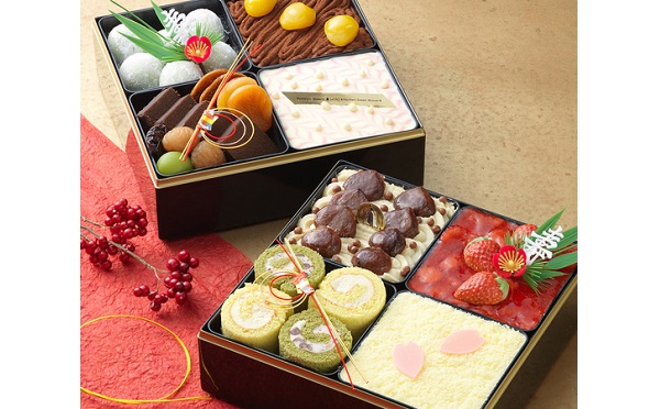 Six non-traditional osechi New Year's meals in Japan